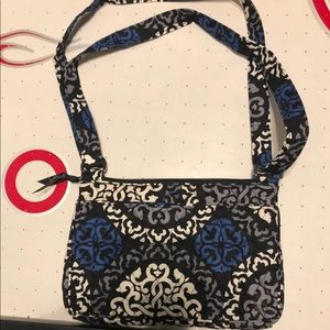Vera Bradley purse & makeup bag new